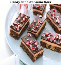 Nanaimo Bars, Dessert Simple, Kraft Recipes, Easy Desserts, Dessert Recipes, Bar Recipes, Brownie Recipes, Family Recipes, Candy