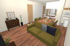 この時期、リビングの模様替えを予定している人もいるでしょう。家具や観葉植物の置き方を工夫するだけで、リビングは… Table, Furniture, Home Decor, Decoration Home, Room Decor, Tables, Home Furnishings, Home Interior Design, Desk