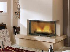 Routot - Seminee moderne de colt | Exclusiv Design - Apa&Foc