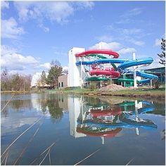Subtropisch zwemmen in Houthalen-Helchteren (BE)
