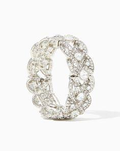 charming charlie | Eliane Intertwining Bracelet | UPC: 400000013343 #charmingcharlie