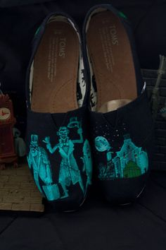 Limited Time Sale Disney Haunted Mansion Hitchhiking Ghosts Disney World Mansion Artwork only. on Etsy,
