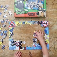 Shaun the Sheep Movie Jigsaw Puzzle