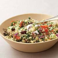 Couscous recipe to try.