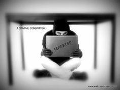 WakeUpMessage / Fear & Ego
