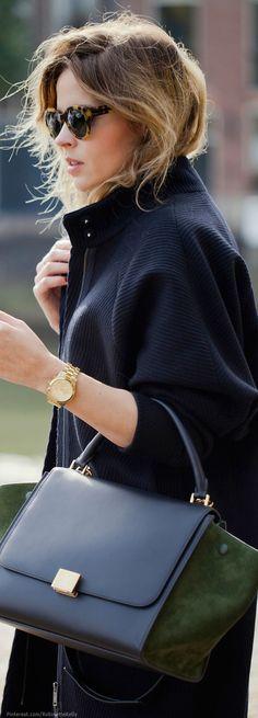 Street Style | Celine Bag