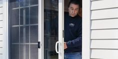 Tuning up sliding glass doors: Go from sticky to smooth in a few easy steps / 1 hour.