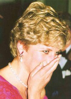 17 December 1991~Princess Diana~President~Royal Marsden Hospital~Joy To The World Concert~Royal Albert Hall London