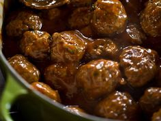 Potluck Meatballs Recipe : Ree Drummond : Food Network