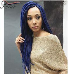 Beautyful Faux Locs Hair 14''18'' Havana Mambo Twist Crochet Braids Hair…