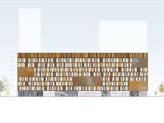 Gallery of Schmidt Hammer Lassen to Design New Facility for University in Utrecht - 12