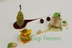 La quaglia … e il fagiolo bianco poverello di Mormanno. Altra ricetta dello chef Luigi Ferraro