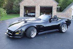 1974 Corvette Roadster Custom