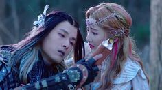 Asian Drama and Squeecaps Ice Fantasy, Fantasy Series, Fantasy Art, O Drama, Writing Inspiration, Live Action, Beautiful Landscapes, Concept Art, Hair Styles