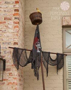 pirate ship decor sign - Google Search