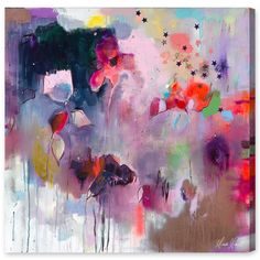 Found it at Joss & Main - Take Back the Stars Canvas Print, Oliver Gal