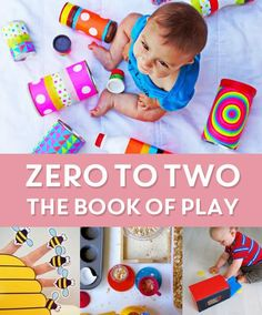At home with Ali: Zero to Two: the Book of Play
