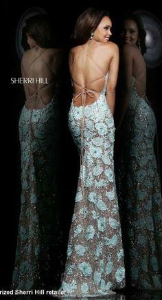 Sherri Hill Dress 11125 | Terry Costa Dallas @Terry Song Song Song Costa #sherrihill