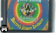 Pavel Labutin (Ximen) - SEGA - Tiny Toon Adventures Buster's Hidden Trea...