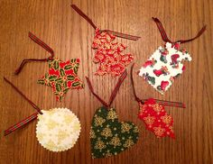 A personal favourite from my Etsy shop https://www.etsy.com/uk/listing/252686374/handmade-vintage-christmas-gift-tags-set