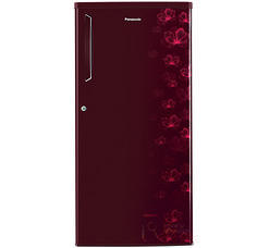 This Is A Single Door Refrigerator With A Capacity Of Storage Is 190Liters  And The Defrosting Type Of Panasonic Machine Is Supports With Direct Cool  That ...