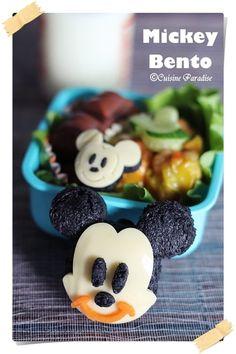 Mickey Bento | Easy Asian Recipes at RasaMalaysia.com | rasamalaysia.com