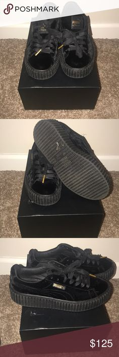 Fenty Puma Creepers Rihanna Fenty Creeper Pumas, size 7 in womens. 10/10 condition only worn twice. Price can be negotiated Puma Shoes Sneakers