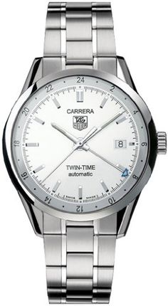 TAG Heuer Carrera GMT Mens Watch WV2116BA0787 ** Be sure to check out this awesome product. This Amazon pins is an affiliate link to Amazon.