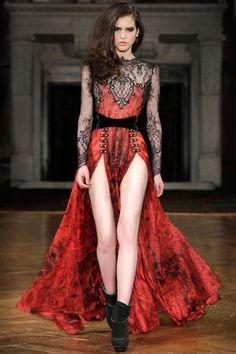 Kristian Aadnevik Autumn/Winter 2014 Ready-To-Wear Collection | British Vogue