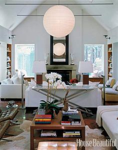 Living Room Decorating Ideas - Living Room Designs - House Beautiful