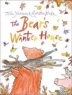 Pre-K books to read. Best Hibernation Pre-K and Kindergarten books. Books about Bears and Hibernation for your preschool, pre-k, and kindergarten classroom. Outdoor Activities For Kids, Winter Activities, Book Activities, Preschool Activities, Quentin Blake, Kindergarten Books, Preschool Books, Preschool Winter, Animals That Hibernate