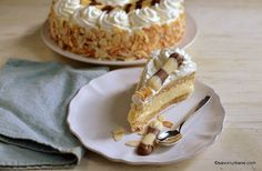 Cheesecake, Pudding, Cooking, Desserts, Cakes, Meal, Recipes, Rome, Cuisine
