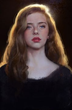 Check out this awesome piece by Caviar Xu on #DrawCrowd