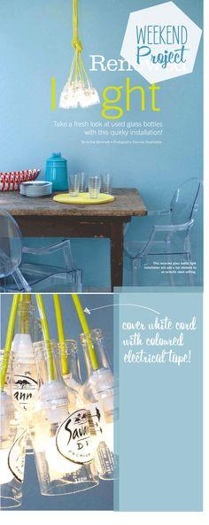 light idea - with a smooth drink savanna ;)