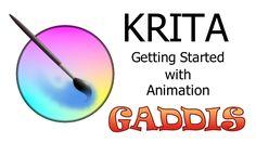 učíme sa animovat v krite Get Started, Animation, Content, Music, Youtube, Musica, Musik, Muziek, Animation Movies