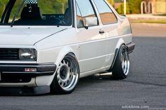 One of my favourite MK2 Jettas