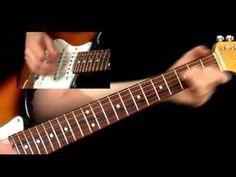 Guitar hot lick video
