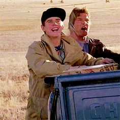 Thomas Howell and Patrick Swazye in Red Dawn The Outsiders Preferences, Dawn Movie, Ps I Love, Patrick Swayze, My Heart Hurts, Hollywood, Tommy Boy, 80s Movies, Old Shows