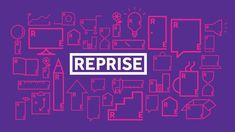 Reprise lanza una nueva identidad de marca con FutureBrand | FutureBrand