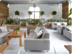 Restauracja LIF - wnętrze