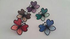 #Kelebek #yakaiğnesi #iğneoyası #butterfly #needle lace