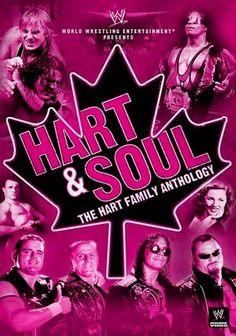 WWE: Hart & Soul: The Hart Family Anthology