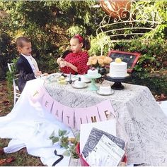 James and the Giant Peach shoot styled by IDEA Event + Style, kids' chiavari chairs by Sweet Seats http://www.sweetseatsatl.com/