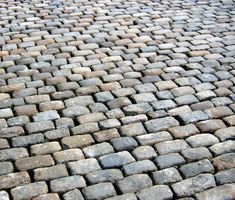 Pavers for a driveway   www.chamberlain.com for your Garage Door Openers needs