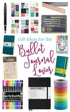 I've recently been converted to a full fledged bullet journal lover! These ideas are specifically for my fellow bullet journalers!