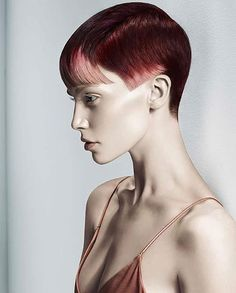 Stunning shape and #colour by #ethoshairdressing #DCIeducation x
