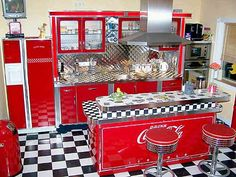American style diner and mix it with the British style cafes found ...