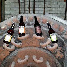 The Moor Beer Company selection Raw, Radiance, Revival & Fusion. Part of our Sunday Sharing collection. #oldschoolfurnace