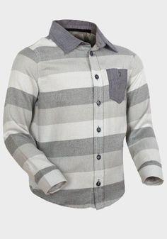 Boys Cotton Long Sleeve Shirt  #fashionista #shoppingonline #holidaydress #christmasdress #canada #clothes #flowergirl #holidayoutfit #canadaonline #christmasoutfits
