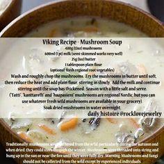 Viking recipe